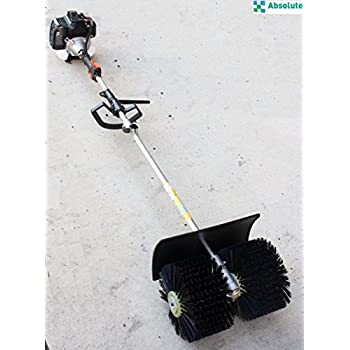 Amazon Com Gas Power Hand Held Cleaning Sweeper Broom