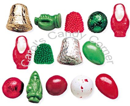 Christmas Jelly Candies (Jelly Belly Christmas Deluxe Candy Mix (1 Lb.- 100 Pcs))