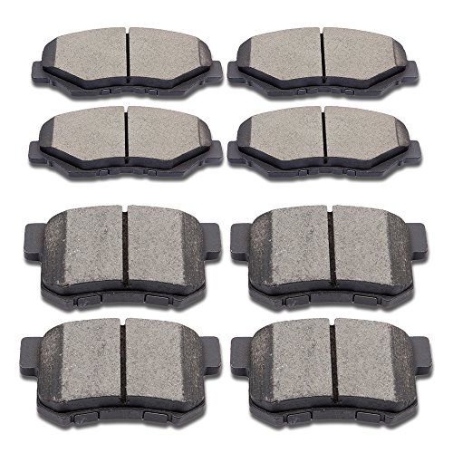 Disc Brake Pad Set-Ceramic Front ACDelco Pro Brakes fits 14-15 Jeep Cherokee