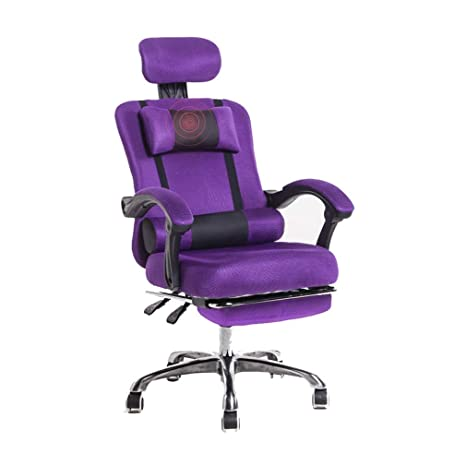 Remarkable Amazon Com Ywawj Back Massage Gaming Chair With Footrest Pc Evergreenethics Interior Chair Design Evergreenethicsorg