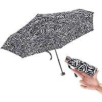 BOY Mini Umbrella Pocket Umbrella Lightweight Small Folding Umbrella Portable Easy to Carry, Sun and Rain, Compact, Anti-UV, Travel umbrella for Kids and girls