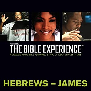 Hebrews to James Audiobook