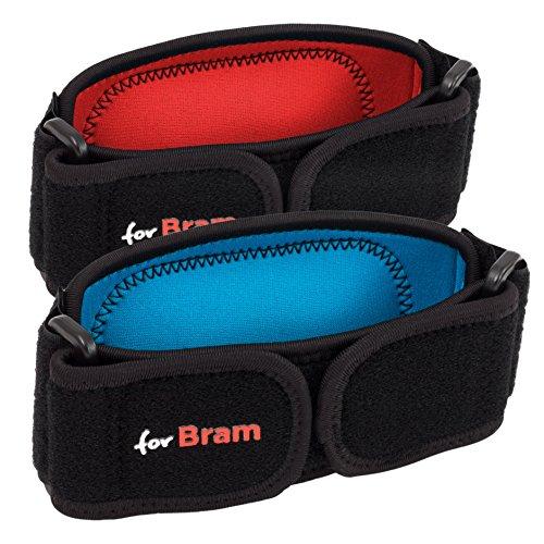 Forbram Tennis Elbow Brace, Golfers Elbow Brace, Tendonitis Elbow Brace, Elbow Pain