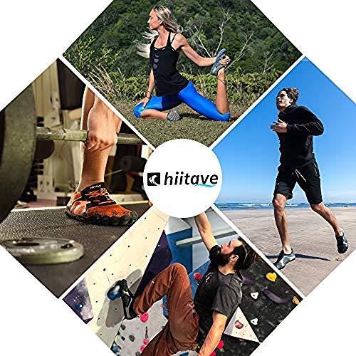 ALEADER hiitave Unisex Minimalist Trail Barefoot Runners Cross Trainers Hiking Shoes 7