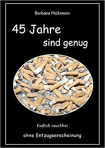 Entzugserscheinung Nikotin