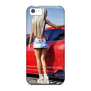 XiFu*MeiMycase88 Cases Covers For ipod touch 5 - Retailer Packaging Washed Up Protective CasesXiFu*Mei