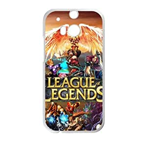 HTC One M8 Cell Phone Case White League Of Legends as a gift Y4599620