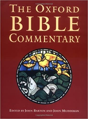 The Oxford Bible Commentary (2013-09-15)