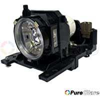 DT00911 Hitachi CP-X201 Projector Lamp