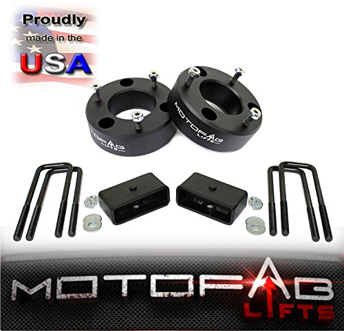 "MotoFab Lifts TIT-3F-2R- 3"" For Nissan Titan Armada 3"" Front and 2"" rear Leveling Lift Kit"