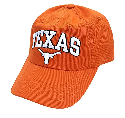 289c apparel Texas Longhorns Secondary Team Relaxed-Fit Tx. Orange Adjustable Cap() ()