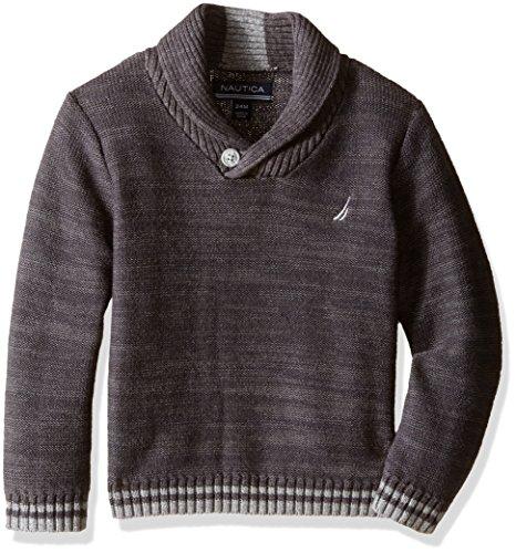 Nautica Collar Mainstay Sweater Closure