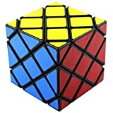YKL World Master Skewb - Puzzle Speed Cube, Black
