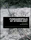Fundamentals of Hydrology 2nd Edition