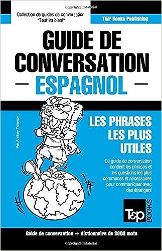 Guide de conversation Français Espagnol et