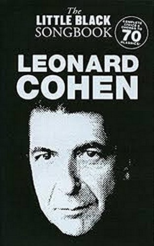 Song Free Guitar Sheet - Leonard Cohen - The Little Black Songbook: Chords/Lyrics