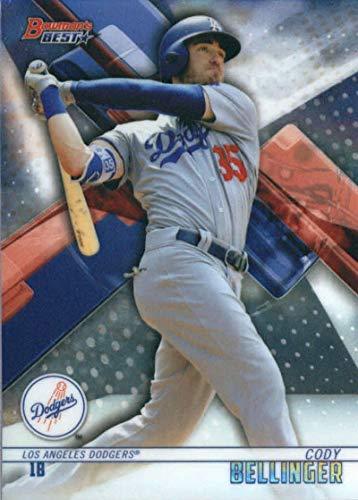2018 Bowmans Best #8 Cody Bellinger Los Angeles Dodgers Baseball Card