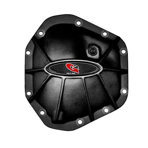 UPC 631410118865, G2 Axle and Gear 40-2034ALB Differential Cover Dana 60 Aluminum Black Powder Coat Finish Will Not Fit 99-04 Ford Super Duty Differential Cover