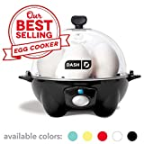 Dash Rapid Egg Cooker: 6 Egg Capacity Electric Egg Cooker for Hard...