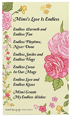 Gifts Endless Decorative Poetry Plaque