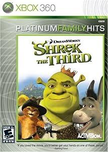 Amazon.com: Shrek SuperSlam - Xbox: Artist Not Provided: Video Games