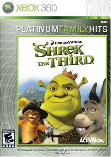 DreamWorks Shrek the Third (Platinum Family Hits)