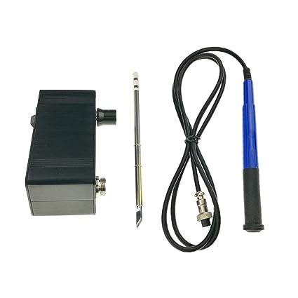 KSGER T12 Mini Estación de Soldadura de Control de Temperatura de Soldadura DIY Reparación Electrónica Herramienta