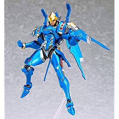 Overwatch: Pharah Figma Action Figure: Toys & Games