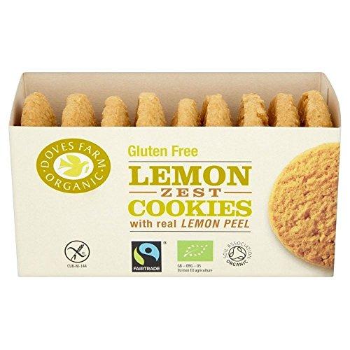 organic lemon cookies - 5