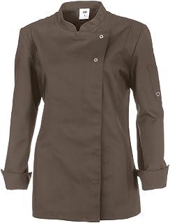 BP Kochjacke für Damen Langarm 1544-400 aus strapazierfähigem Mischgewebe