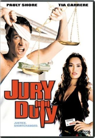 Jury Duty By Sony Pictures Home Entertainment