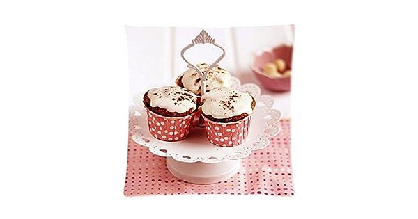 Amazon.com: Cup Cake de postre café tienda zpc270 Arte Cojín ...