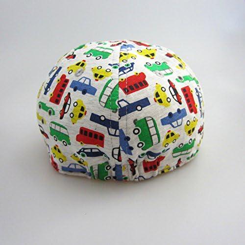 Gifts Treat Casquette De Baseball pour Enfants,Chapeau D/ét/é pour Gar/çons avec Voiture Color/ée Image
