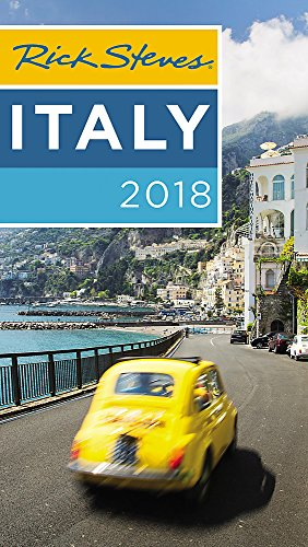 Rick Steves Italy 2018 cover