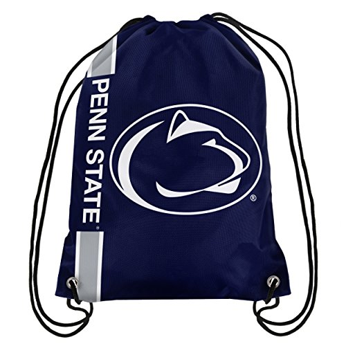 Penn State Nittany Lions NCAA Big Logo Drawstring Backpack