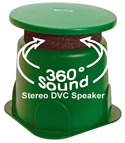 "TIC Omni 8"" Outdoor DVC Speaker (Each) Shrub Green GS4"