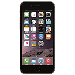 Apple iPhone 6 64GB Unlocked GSM Smartphone - Space Gray (Certified Refurbished)