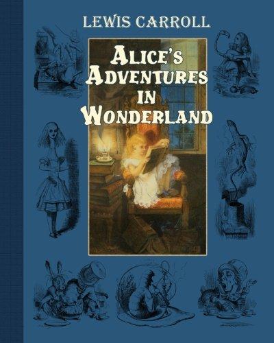 Alice's Adventures in Wonderland (Illustrated) PDF