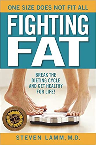 Book Fighting Fat: Break the Dieting Cycle and Get Healthy for Life!