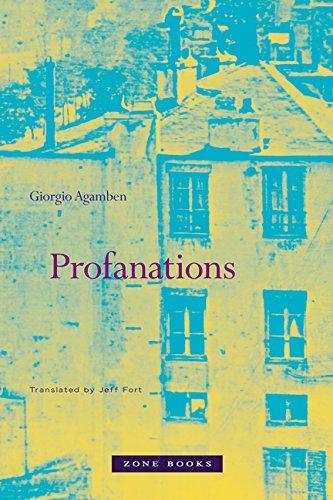 Profanations (Zone Books)