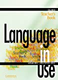 Language in Use Beginner Teacher's book