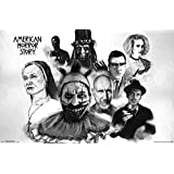 American Horror Story - Darkness Poster Print (34 x 22)