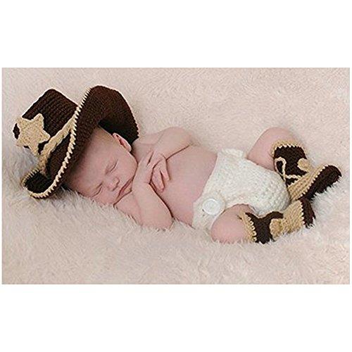 Newbo (Baby Girl Cowboy Costume)