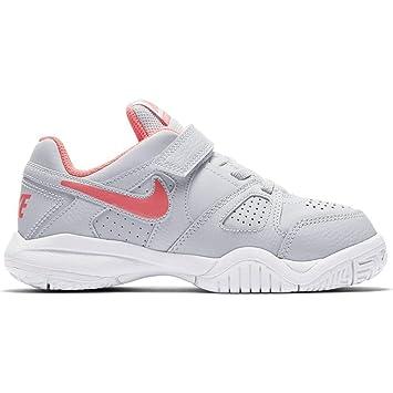 Nike City FilleGrispure Tennis 7psvChaussures Court De QhrCsdxt