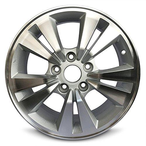 Honda Wheels Alloy - Honda Accord 16 Inch 5 Lug 10 Spoke Alloy Rim/16x6.5 5-114.3 Alloy Wheel