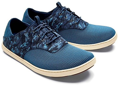 Olukai Zapatos Nohea Moku - Trinchera De Los Hombres Azules / Camo De Buceo Buena venta barata Venta barata Cómodo Edición limitada de venta Edición limitada de Outlet Compre barato realmente CX4UVg