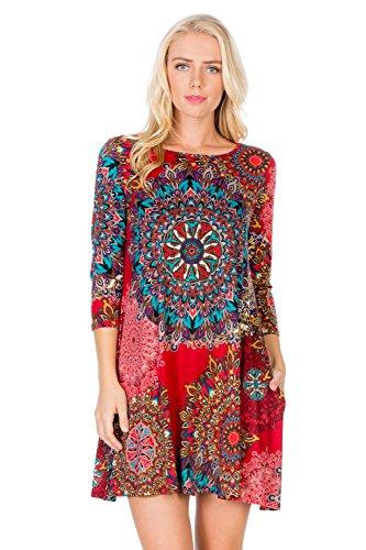 cheetah print dress - 2