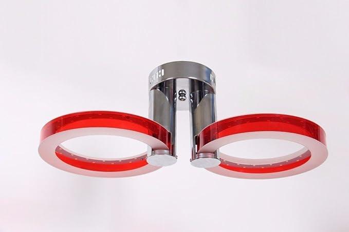 Plafoniere Per Camera Da Letto Moderna : Cwill teste di cristallo led moderni plafoniere per soggiorno