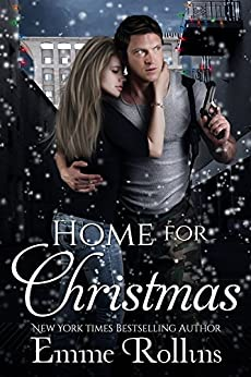Home for Christmas: Dark Suspense Holiday Romance by [Rollins, Emme]