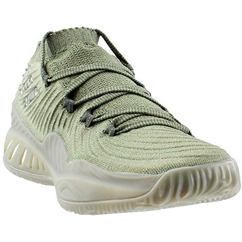 e97b0a0124d3 adidas Mens Crazy Explosive Low 2017 Primeknit Athletic   Sneakers Green
